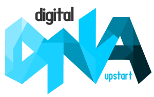 Digital DNA UPstart logo 2019